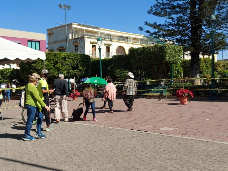 Tepic, BADEBA, y Santiago mantienen incremento de contagios covid