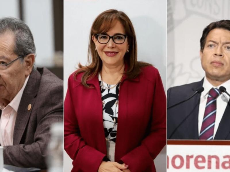TEPJF mantiene encuesta para renovar dirigencia en Morena
