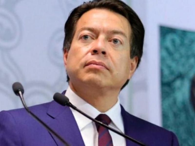 TEPJF ordena registrar a Mario Delgado como presidente de Morena