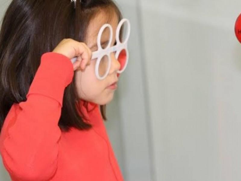 Terapia Visual una opción para corregir anomalías de la visión