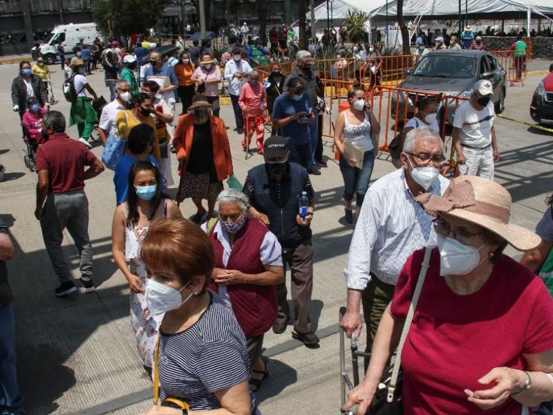 Tercera ola de covid-19 llegará a México, advierte UNAM
