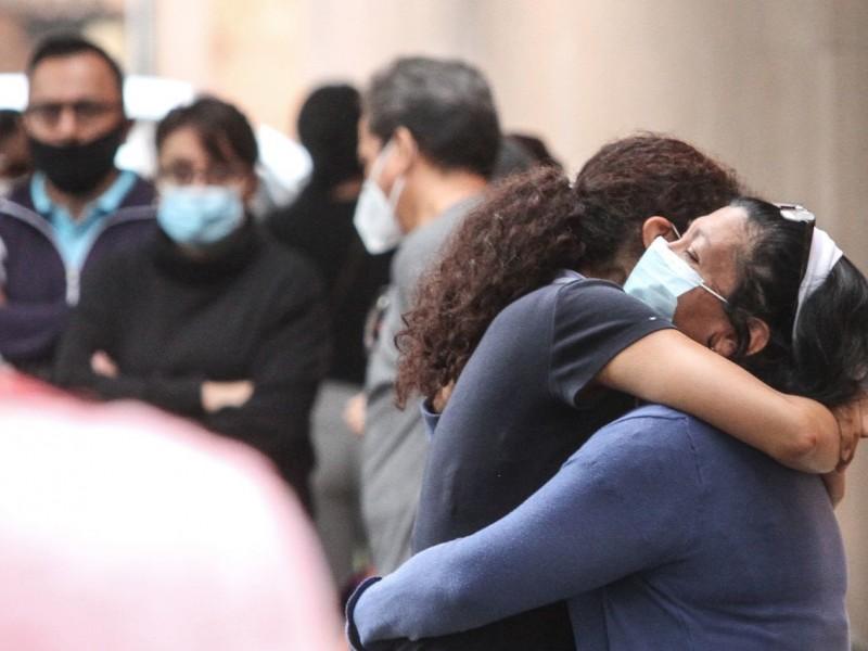 Tercera ola: ¡México registra 13,853 nuevos contagios de Covid-19!