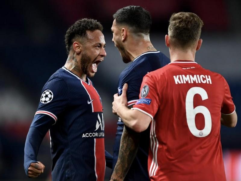 Terminó el sueño del Porto y PSG elimina a Bayern