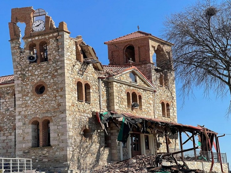 Terremoto de 6.3 sacude Grecia