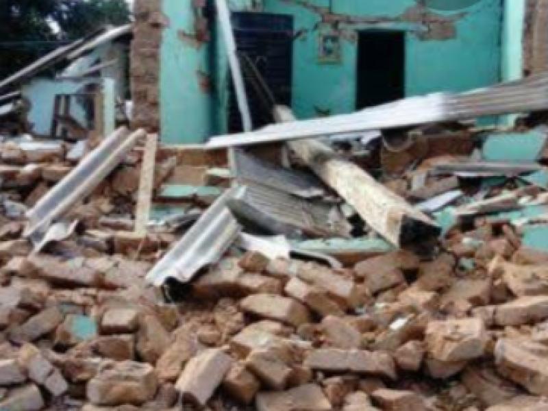 Terremoto de 8.2 a tres años, reconstrucción a medias