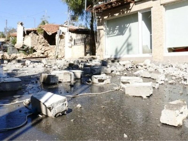 Terremoto en Creta, Grecia deja un muerto
