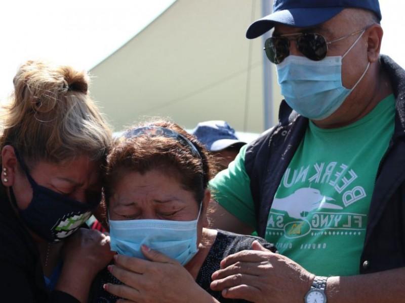Terrible: México alcanza las 40 mil 400 muertes por Covid-19