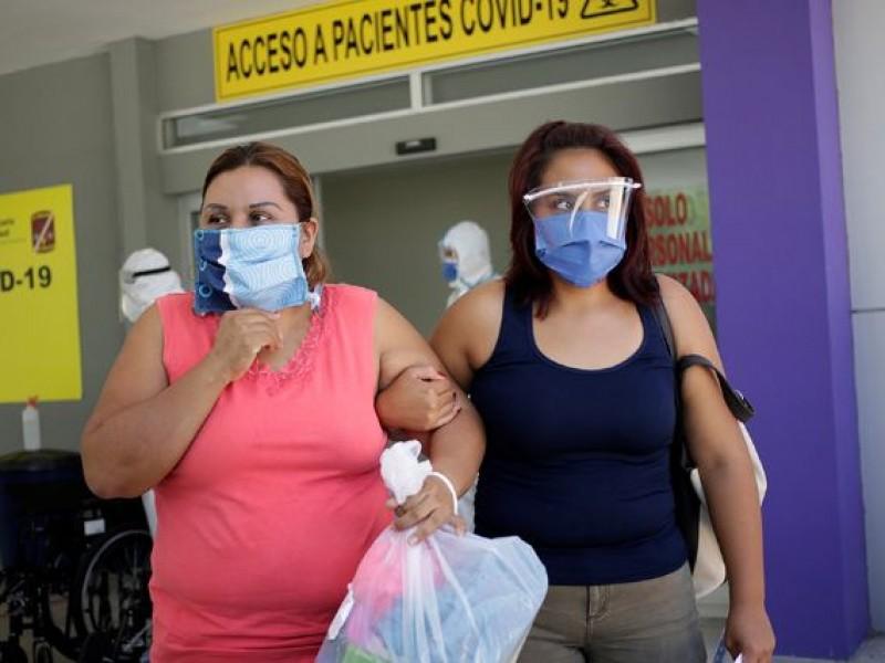 Terrible: México alcanza las 46 mil muertes por Covid-19