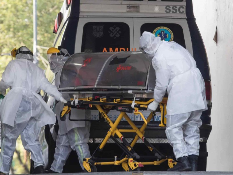 Terrible: México sobrepasa las 205 mil muertes por Covid-19