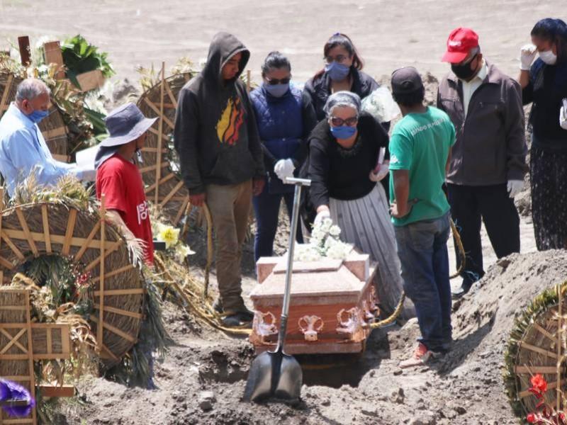 Terrible: 66,329 personas han muerto en México por Covid-19