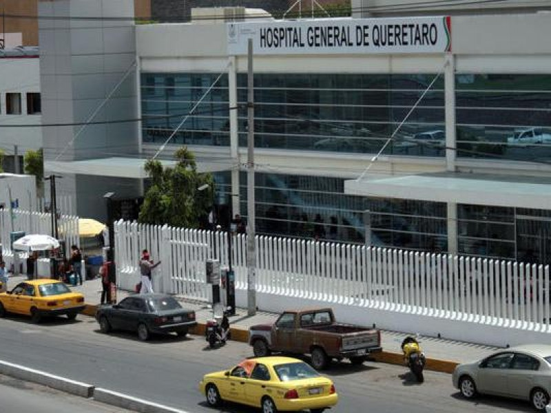 Testimonio en Hospital General de Querétaro tras confinamiento por Covid-19