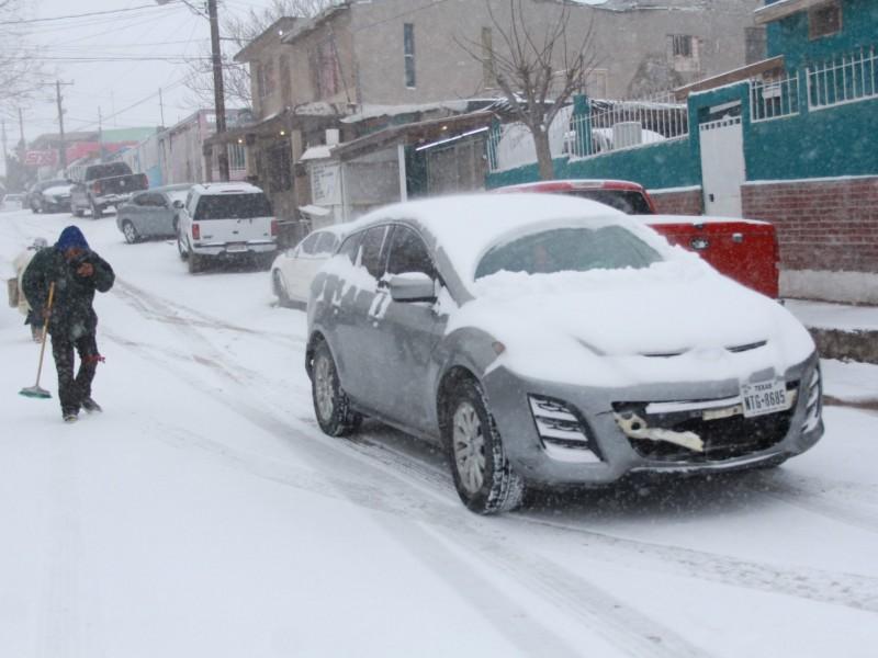 Texas: Miles de personas sin luz por tormenta invernal