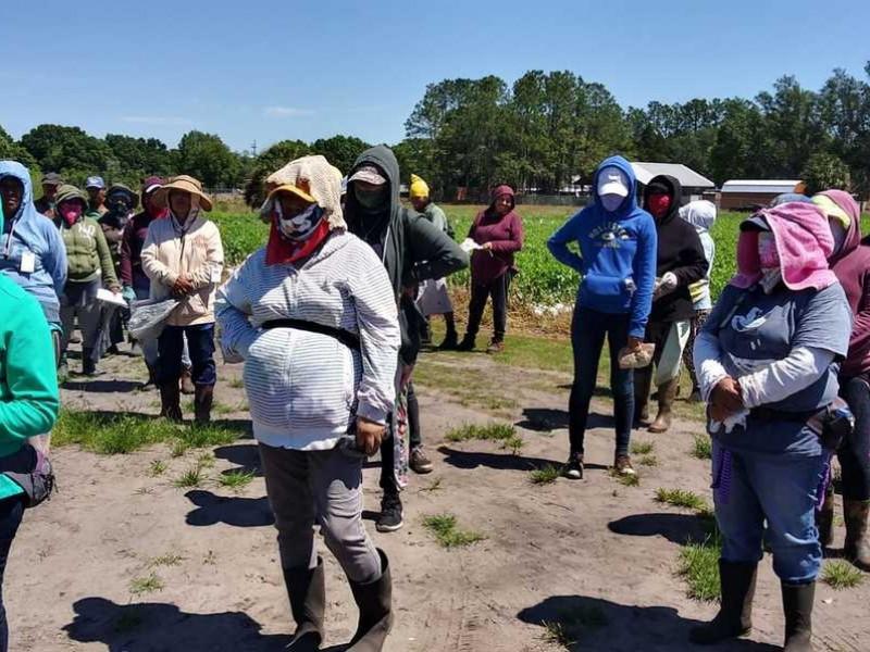 Texas principal destino de Estados Unidos con más migrantes guanajuatenses