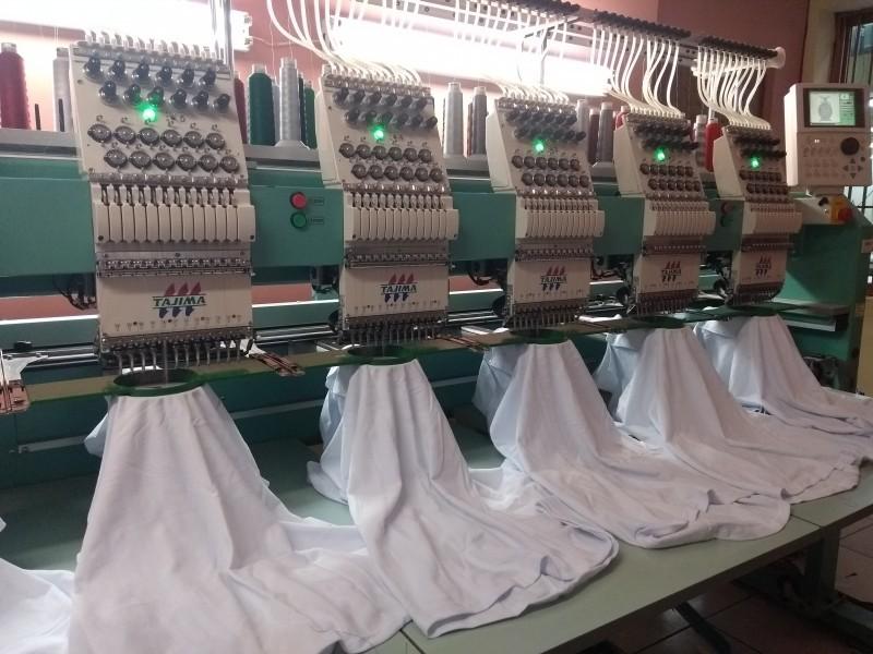 Textileros deben cumplir protocolos sanitarios para entrega de uniformes