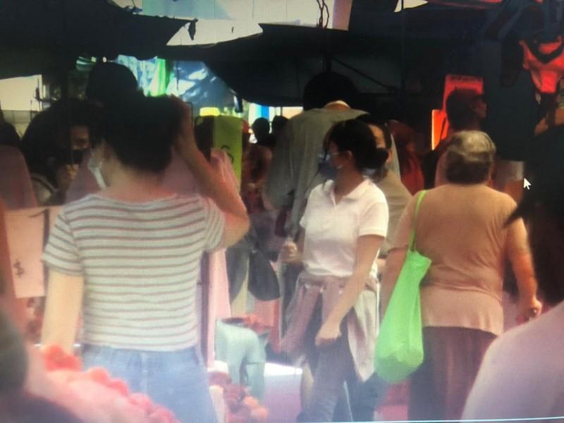 Tianguistas repuntaron ventas durante la Semana Mayor