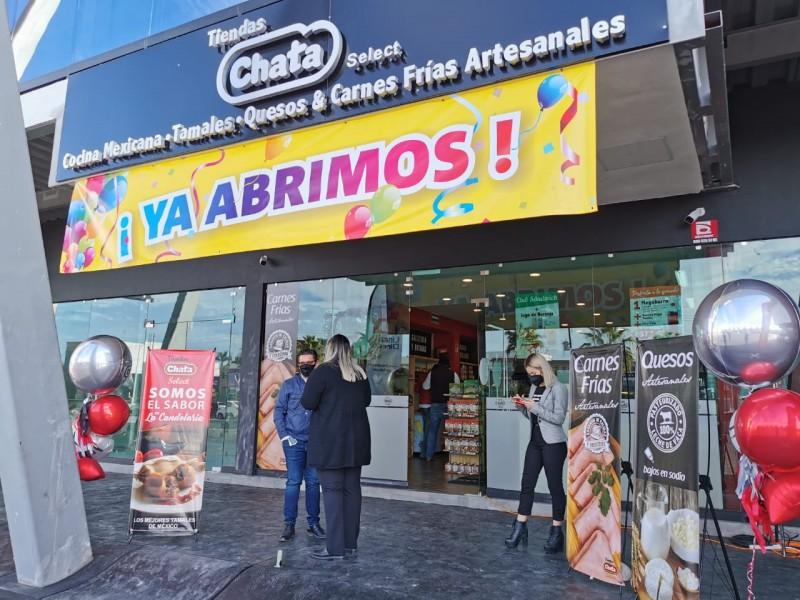 Tiendas Chata inaugura sucursal en Los Mochis