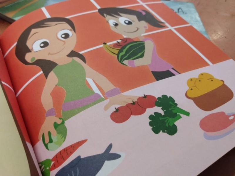 Tienditas escolares continùan con programa nutritivo