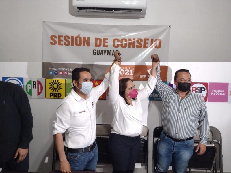 Tiene Guaymas alcaldesa electa: Dra. Karla Cordova