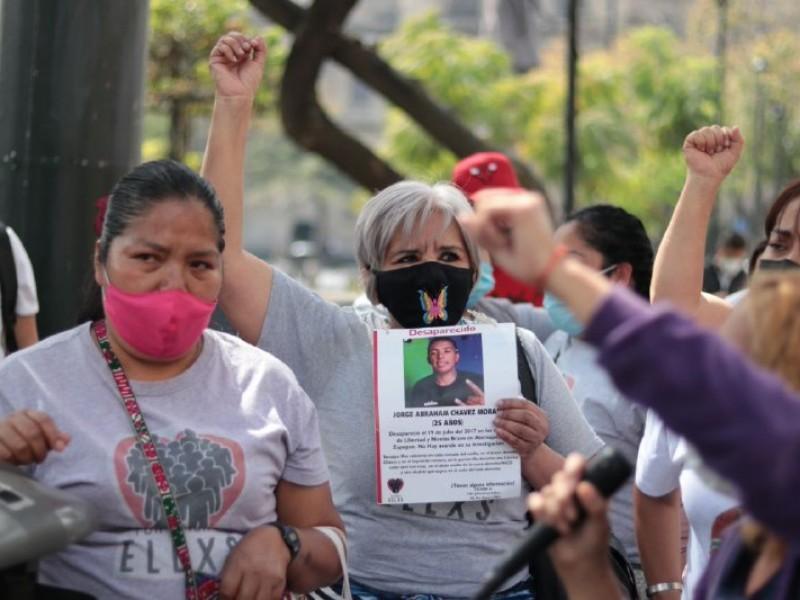 Tiene Jalisco Ley de Desaparecidos.