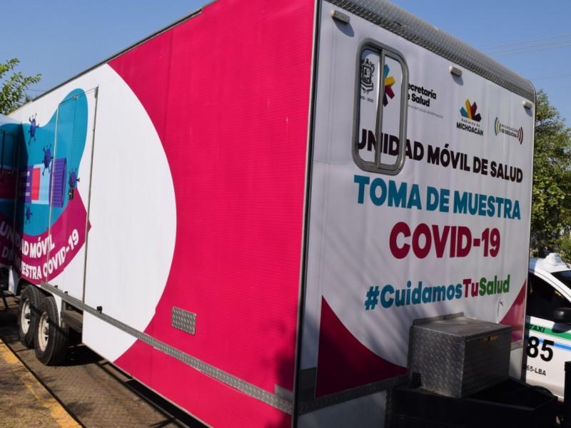 Tiene Michoacán 154 nuevos casos de Covid19; acumula 12,141