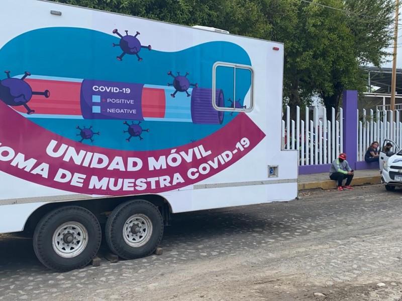 Tiene Michoacán 202 nuevos casos de Covid19