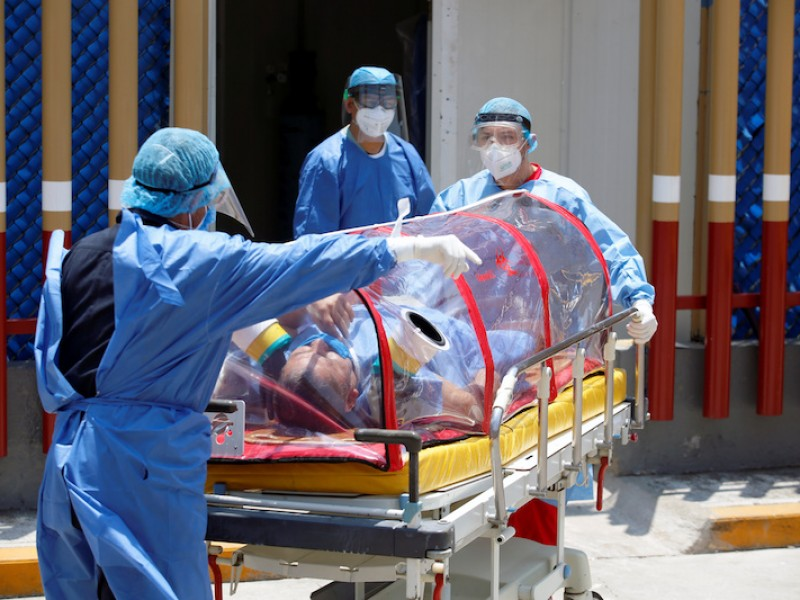Tiene Michoacán 415 nuevos casos de COVID-19