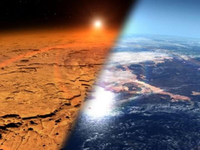 Tierra y Marte se aproximarán a su punto más cercano
