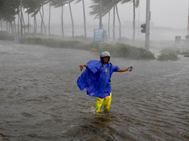 Tifón Mangkhut deja 59 muertos en Filipinas