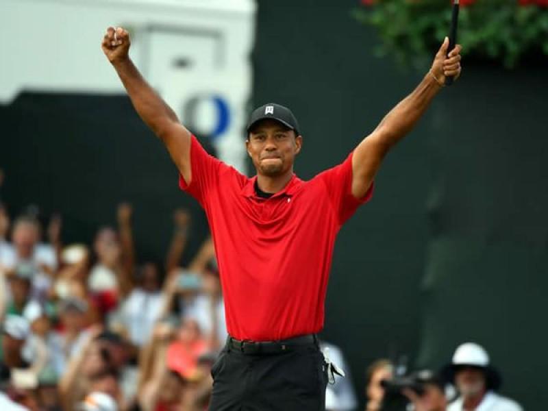Tiger Woods como el ave fénix