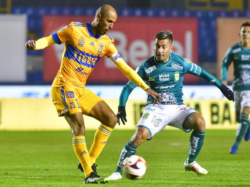 Tigres amarga debut del Club León