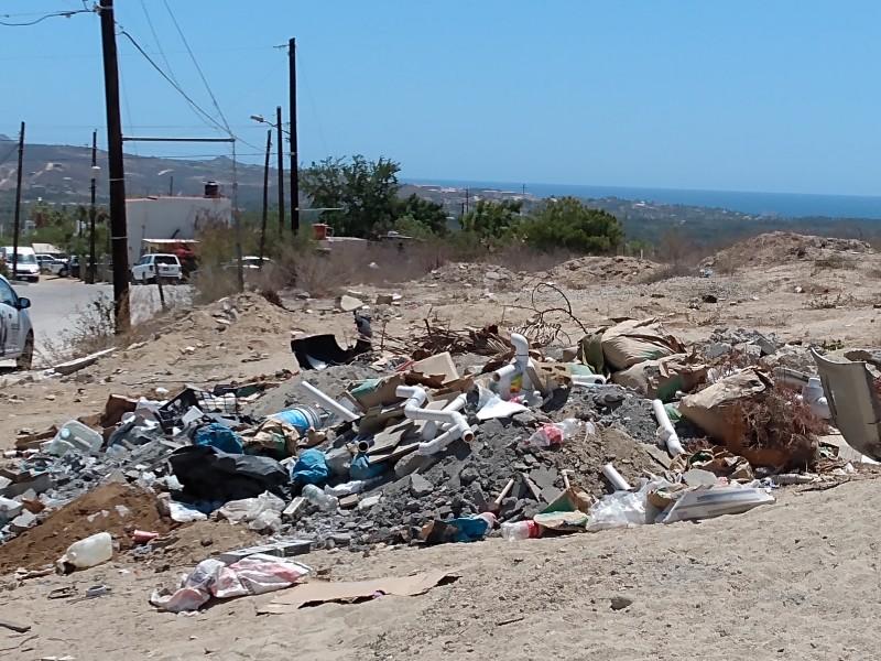 Tiraderos clandestinos y deshuesaderos afectan imagen municipal