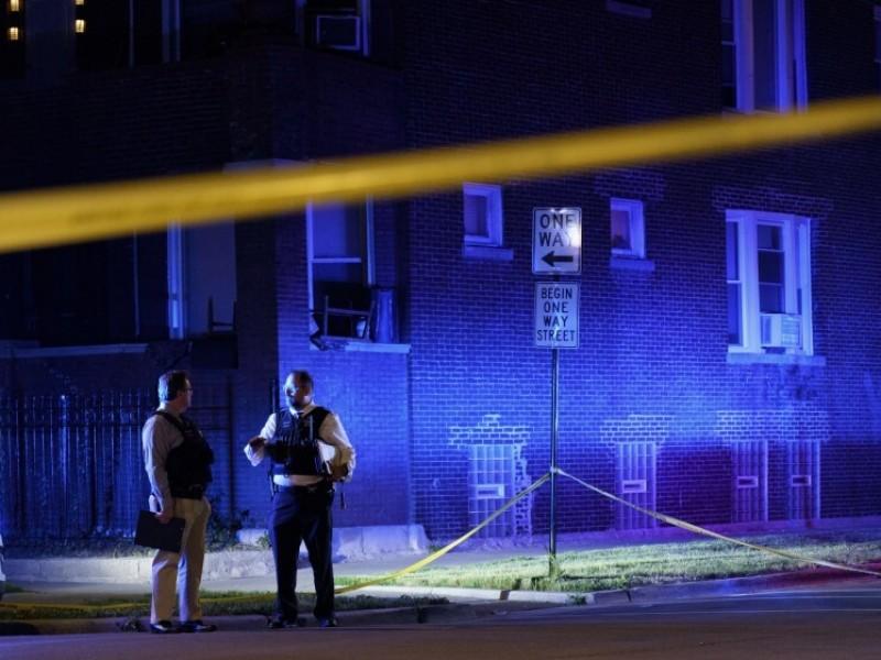 Tiroteo deja 6 heridos en Chicago