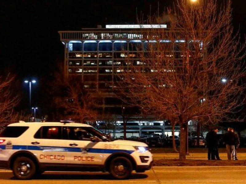 No paran; Tiroteo en Chicago deja 7 heridos
