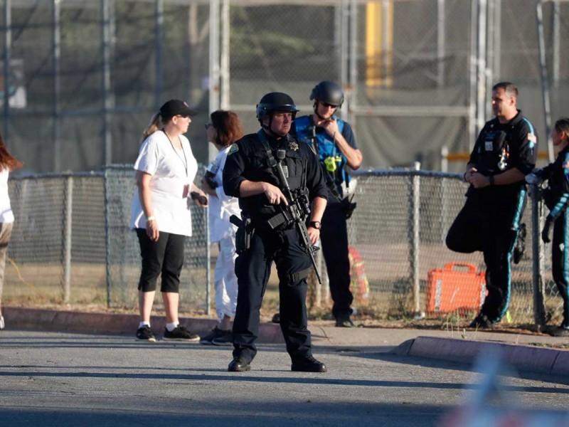 Tiroteo en feria de California deja 4 muertos