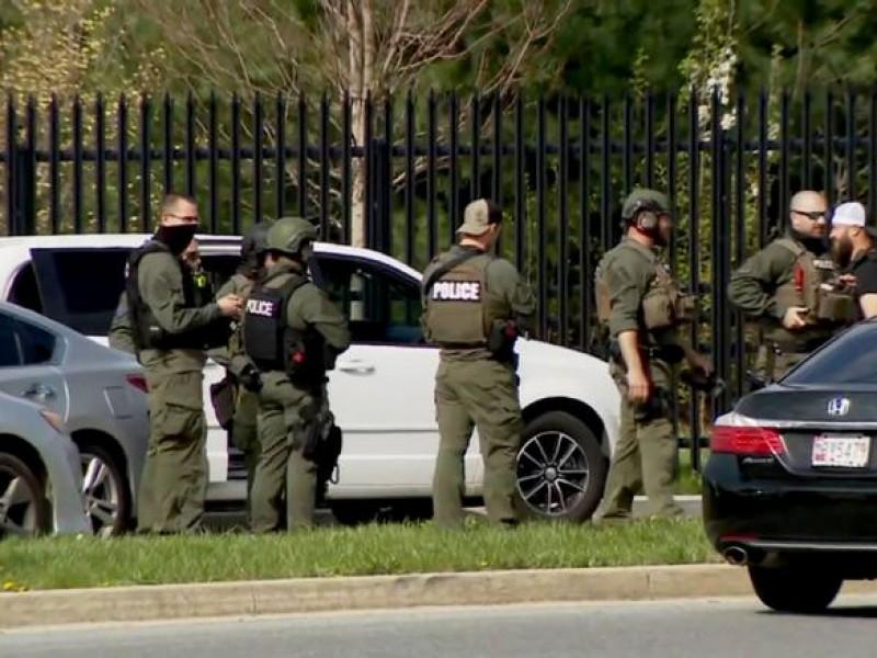 Tiroteo en Maryland, EE.UU.: el sospechoso fue abatido