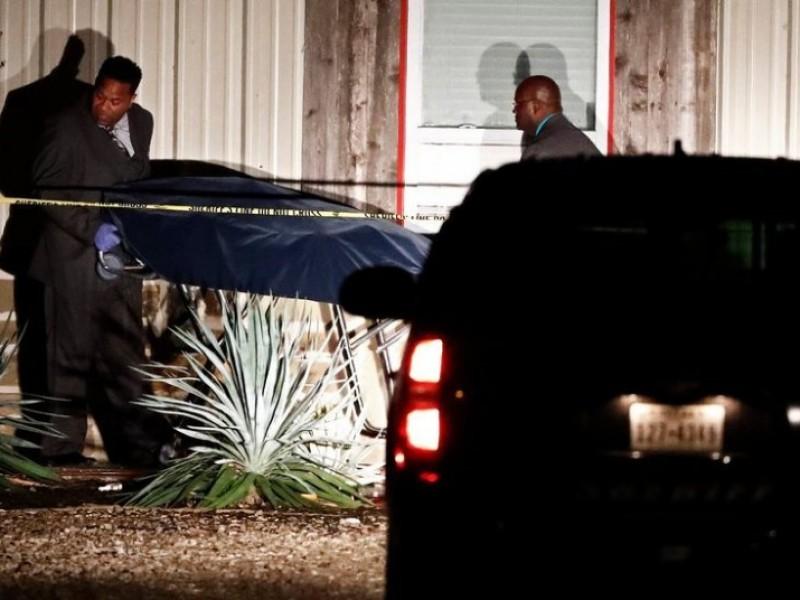 Tiroteo en Texas deja  dos  muertos