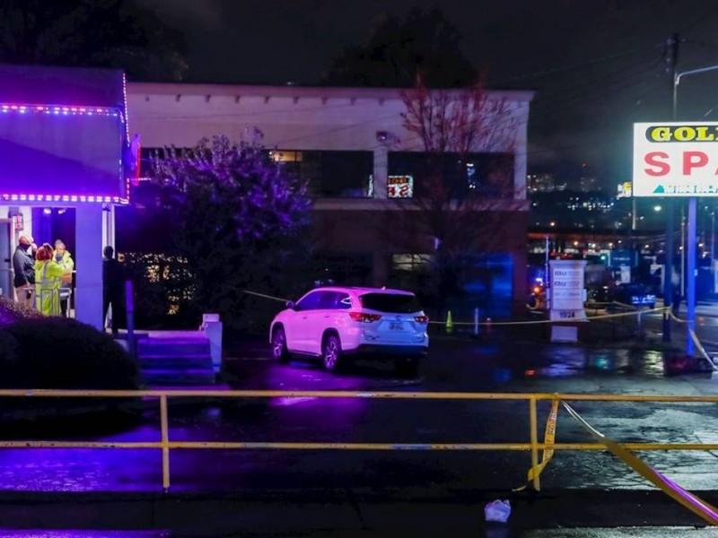 Tiroteos en Atlanta dejan 8 muertos; detienen al sospechoso