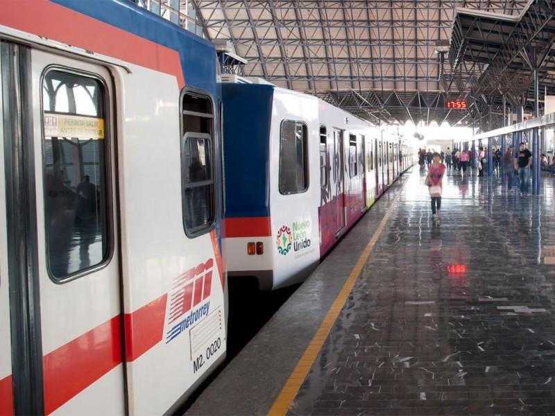 Titular de la SCT supervisa Metro en Monterrey
