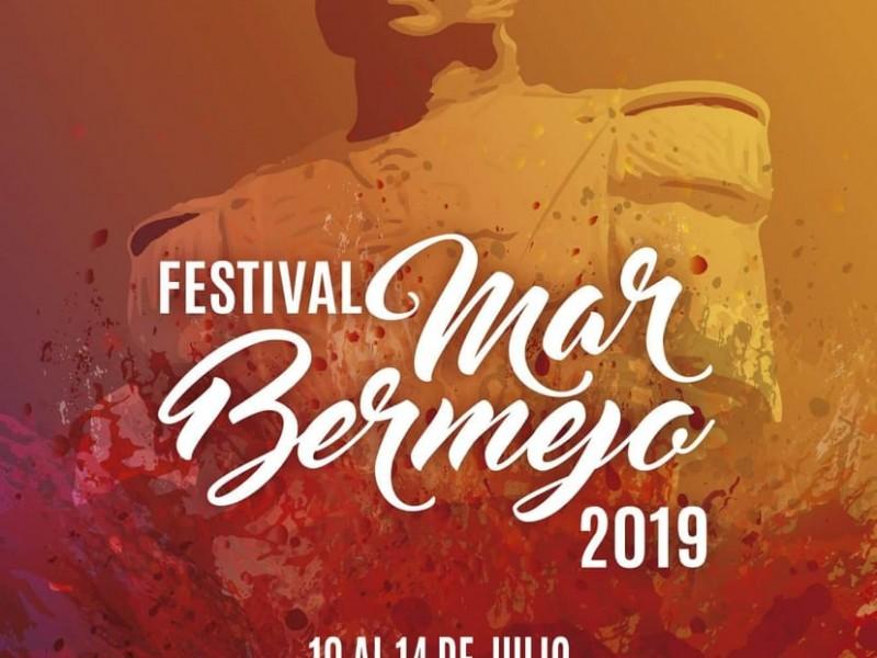 Todo listo para el Festival del Mar Bermejo