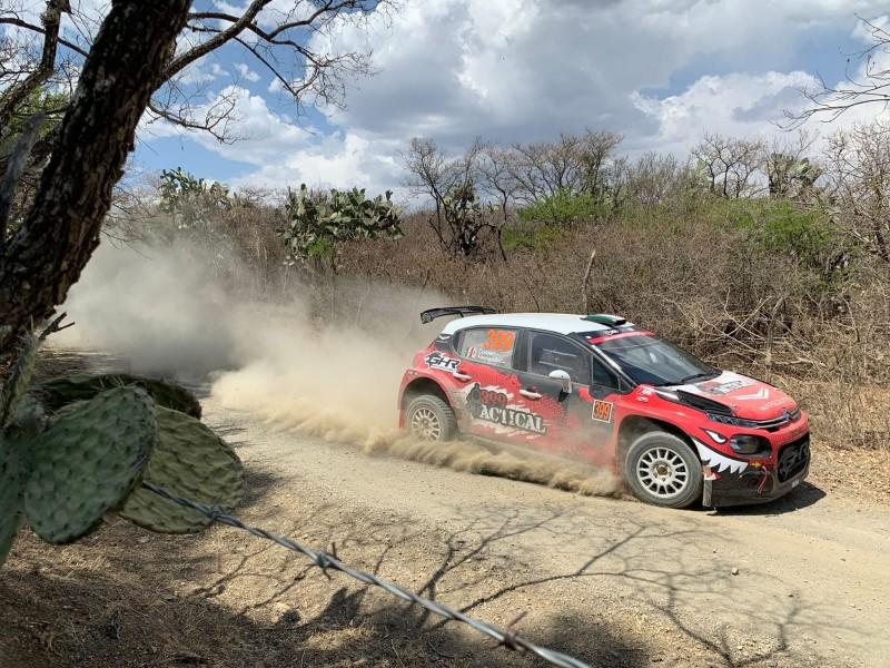 Todo listo para el Rally NACAM Guanajuato 2021