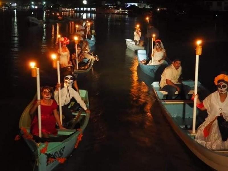 Todo listo para el Ritual de Candiles en Tuxpan