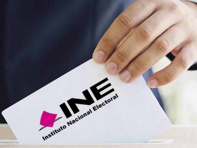Todo listo para la consulta popular del INE