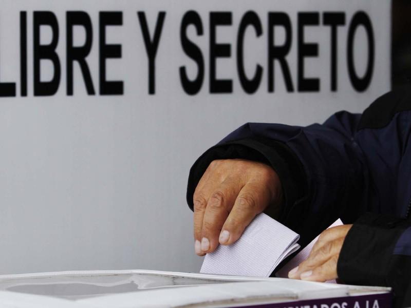 Todo listo para que voten millones de mexicanos
