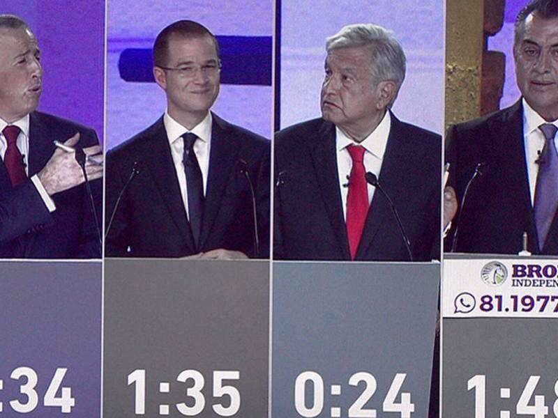 Todo listo para segundo debate presidencial