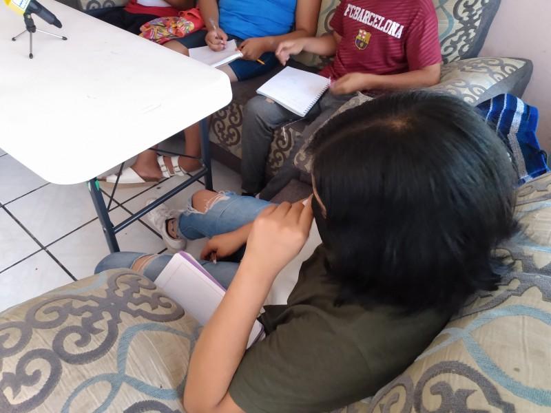 Todo un reto el regreso a clases presenciales en Michoacán