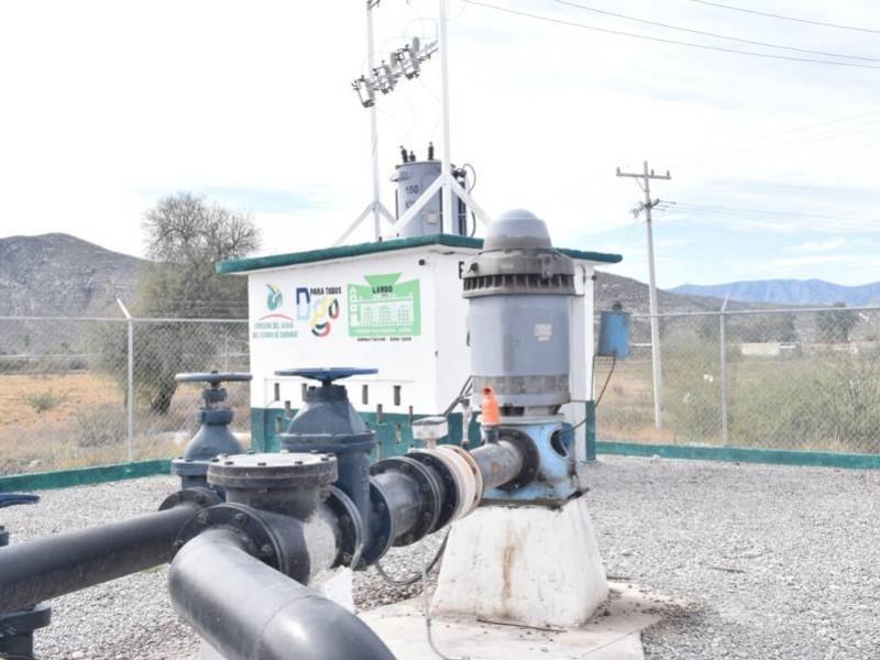 Tolvaneras afectan suministro de agua potable