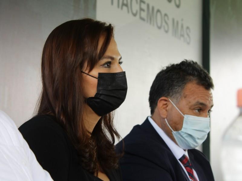 Toma de protesta del presidente municipal de Huimilpan