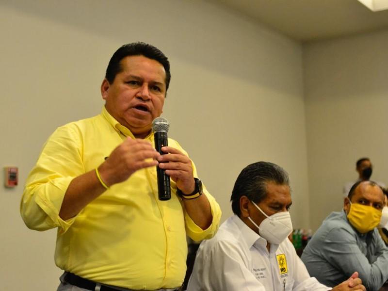 Toma fuerza el PRD en Veracruz: Cadena