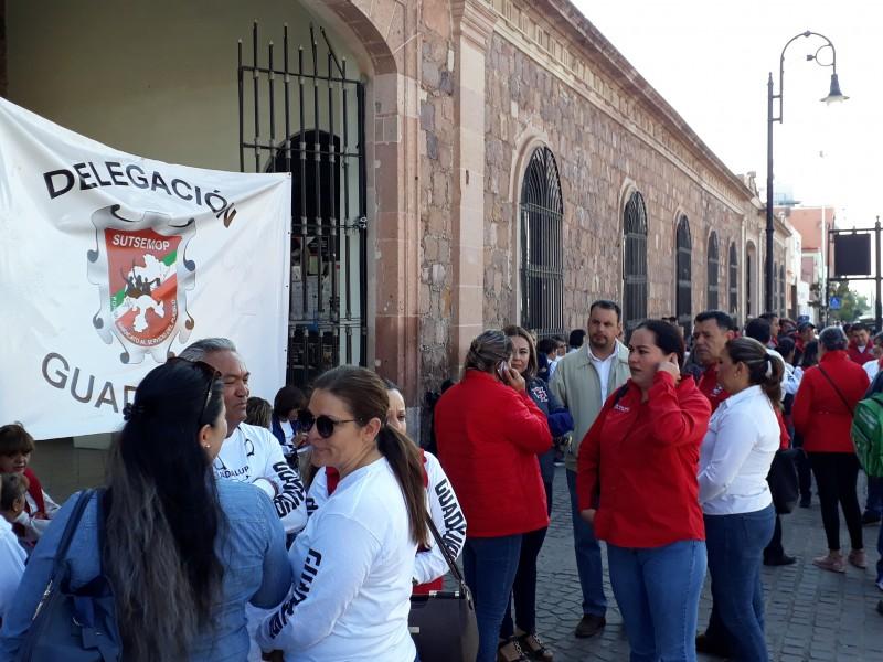 Toma Sutsemop la Presidencia Municipal de Guadalupe