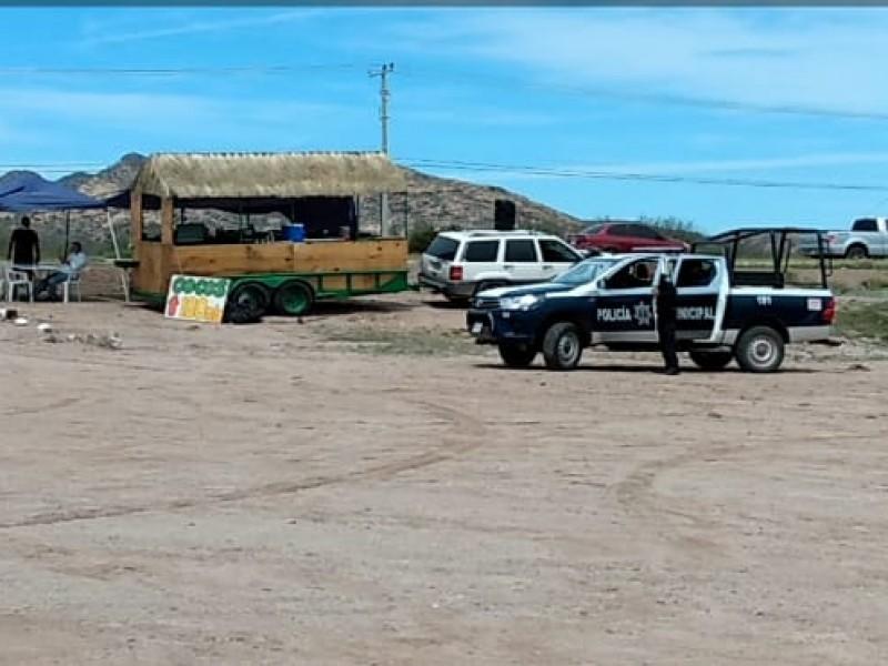 Toman acciones en Guaymas por primer caso de COVID 19